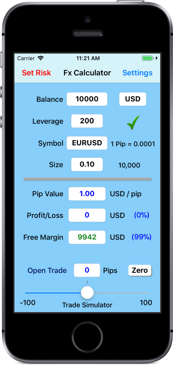 Best Android & iOS Forex Trading Simulator